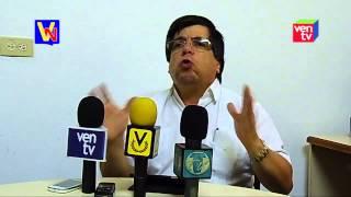 Ricardo Berrios se pronuncio en rechazo a las acusaciones de Maduro contra Fedecámaras