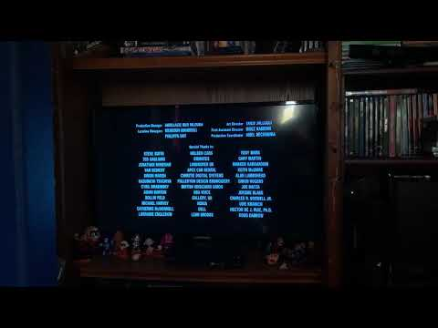 Closing to Star Wars Episode III: Revenge of the Sith 2011 Blu Ray
