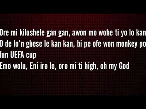 Olamide Science Student Official Lyrics