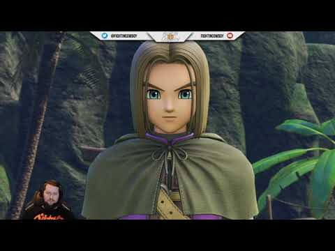 Dragon Quest XI - Let's Play Stream Part 4