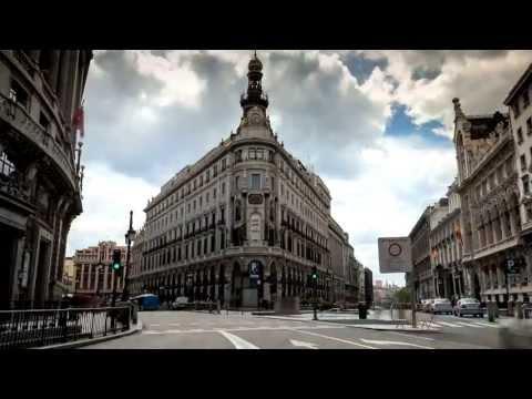 Time Lapse de la Ciudad de Madrid