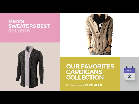 Our Favorites Cardigans Collection Men's Sweaters Best Sellers