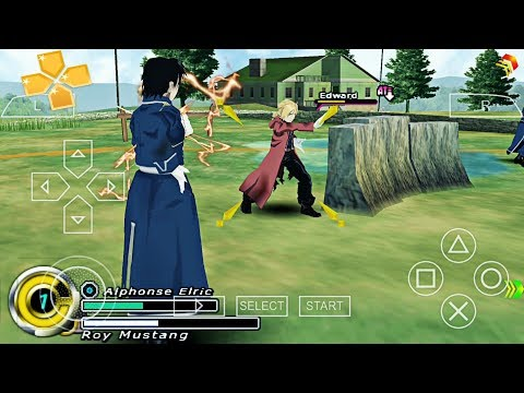 Top 13 Best Anime PPSSPP Games For Android