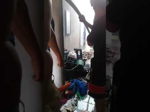 Idosa morre carbonizada após casa pegar fogo na parte alta de Penedo