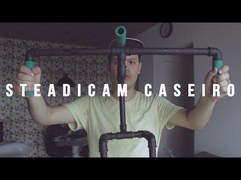 Video STEADICAM CASEIRO-FEITO DE PVC download in MP3, 3GP, MP4, WEBM, AVI, FLV January 2017