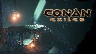 Видео к игре Conan Exiles из публикации: Funcom тизерит артбук Conan Exiles