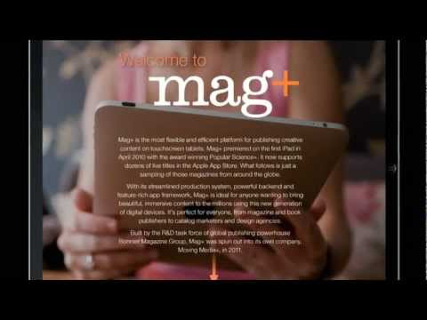 Video of Mag+ Reviewer