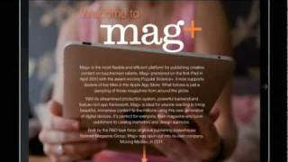 Mag+ Reviewer YouTube video