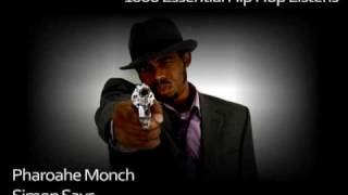 Pharoahe Monch - Simon Says - #180 - 1000 Essential Hip Hop Listens