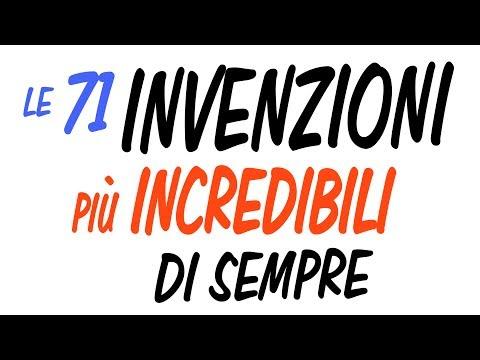 le 71 invenzioni più incredibili di sempre