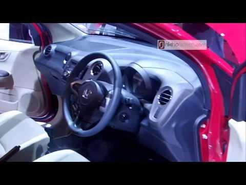 Honda Brio Satya Mobil Murah Spesifikasi Mesin Harga n Interior