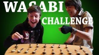 Seb la Frite - Wasabi Challenge