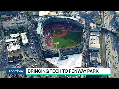 Red Sox President on Fenway Technology, Liverpool Football, Sports Betting