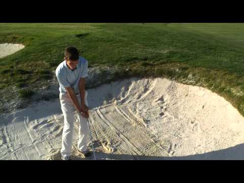 Bunker Shot Golf Tips – Sand Shot Tutorial