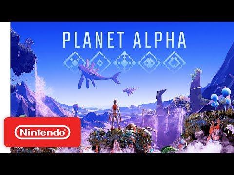 Planet Alpha #2