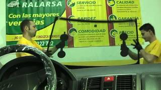 Lunas De Automóvil - Auto Cristal Ralarsa