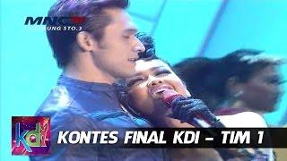 """Video Julia Perez Feat  Indra Brugman """" Udah Gak Tahan """" Kontes Final KDI Tim 1 (13/5) MP3, 3GP, MP4, WEBM, AVI, FLV Juni 2018"""