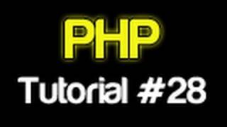 PHP Tutorial 28 - MySQL Inserting Data (PHP For Beginners)