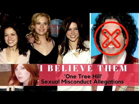 Sexual Abuse in the Entertainment Industry | One Tree Hill Creator Accused of Sexual Misconduct