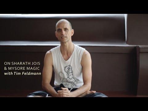 "Sharath Jois és a ""Mysore Magic"""