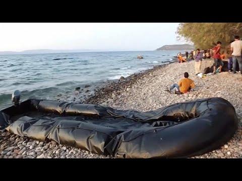 Griechenland: Regierung reagiert auf Flüchtlings-Tagesrekord auf Lesbos