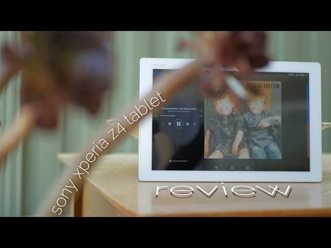 Best Tablet - Sony Xperia Z4 Tablet (Review)