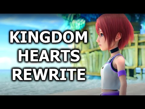 How To Fix Kingdom Hearts PART 1: KH1 and Chain of Memories