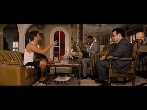 The Wedding Ringer (2015) Scene: 'Dirty' Eddie Sanchez.