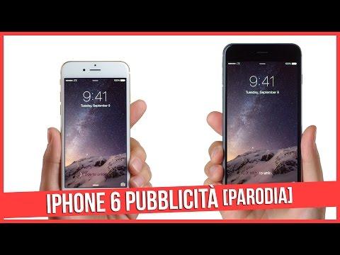 PARODIA IPHONE 6 - MyPersonalPizza