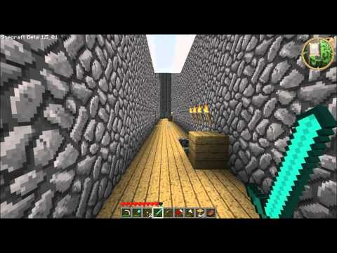 preview-Let\'s Play Minecraft Beta! - 091 - Shark Tank! (ctye85)
