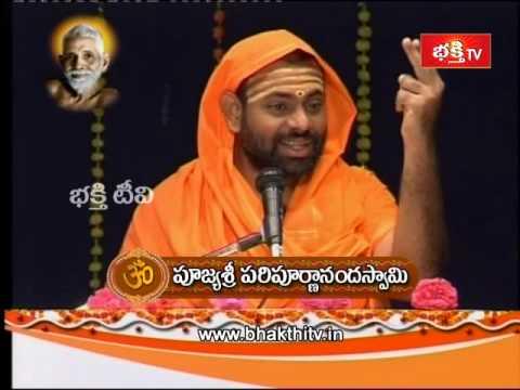 Ramana Maharshi Upadesa Saram Pravachanam by Sri Paripoornananda - Episode 1_Part 3