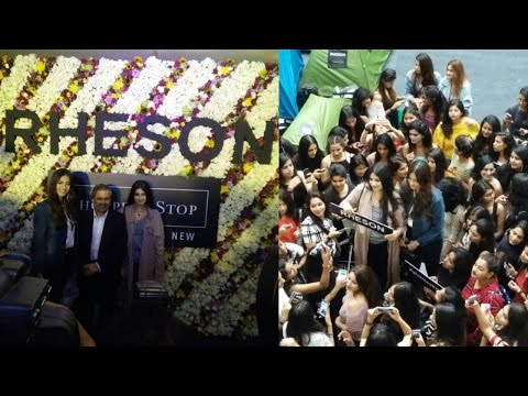 Sonam Kapoor & Rhea Kapoor At Launch Of RHESON | A Clothing Brand