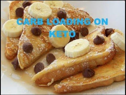 Low carb diet - Pre-Contest Keto Diet Carb Loading