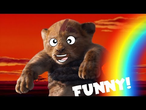 Graduation quotes - How to make The Lion King (2019) Funny!