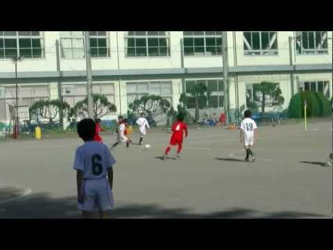 東源台FC 2011 U9 JBリーグ 第4節 VS Vivac