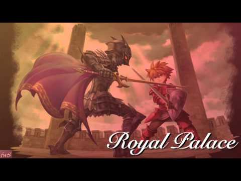 Adventures of Mana - Royal Palace (Wendel) OST
