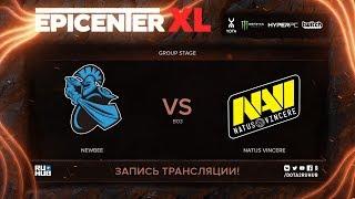 NewBee vs Natus Vincere, EPICENTER XL, game 2 [v1lat, godhunt]