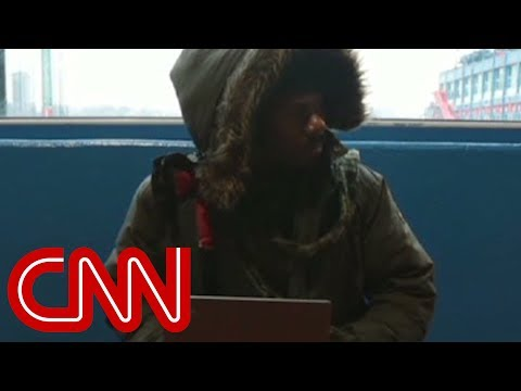 code - Software engineer Patrick McConlogue gives to the homeless by teaching computer code. CNN's Bill Weir reports.
