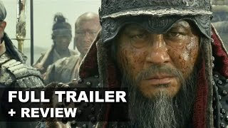 Nonton The Admiral Roaring Currents Official Trailer   Trailer Review   Beyond The Trailer Film Subtitle Indonesia Streaming Movie Download
