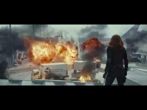 美國隊長vs 鋼鐵人 !《美國隊長3》釋出預告片