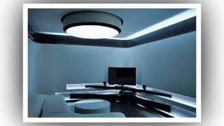 Минималистский дизайн интерьера от Bozhinovski Design