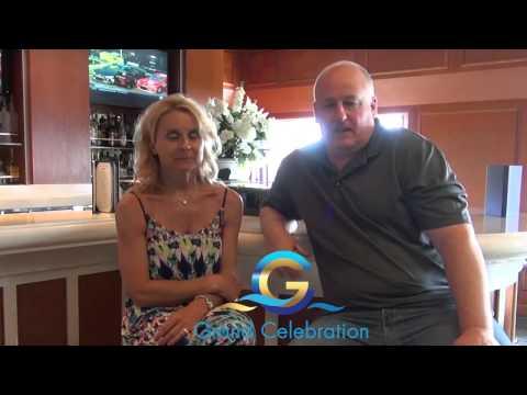 Rob and Kim's Grand Celebration Cruise Testimonial