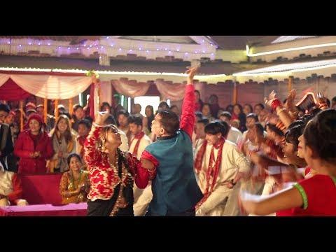 (यस्तो देखियो फिल्म शत्रु गतेको गीत शूटिङ Movie SHATRU GATE...10 min.)