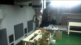 3D Laser Cutting Machine (SIS Corporation)