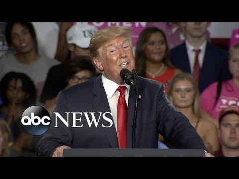 Trump makes new admission in Russia investigation