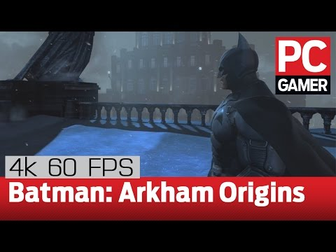 origins - YouTube now supports 60 FPS videos, so we're testing this feature with this 4K videos from Batman: Arkham Origins.