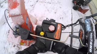 1. Ariens Deluxe 28 SHO Snow Blower Review