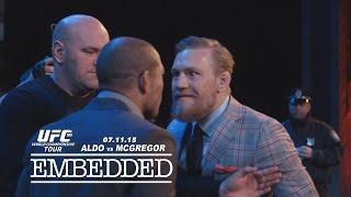 UFC 189 World Championship Tour Embedded: Vlog Series - Episode 6