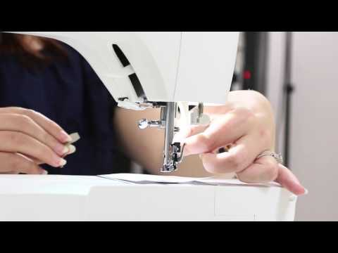 SINGER® CONFIDENCE™ 7640 Sewing Machine - Changing Needles