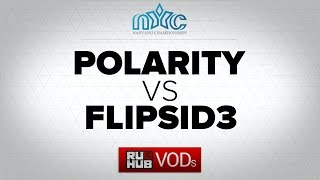 Flip.Sid3 vs Polarity, game 1
